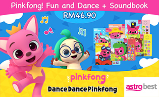 PINKFONG! FUN AND DANCE + SOUNDBOOK