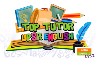 TOP TUTOR UPSR ENGLISH