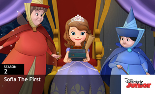 SOFIA THE FIRST S2