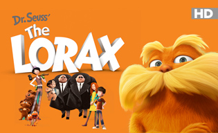 DR.SEUSS' THE LORAX