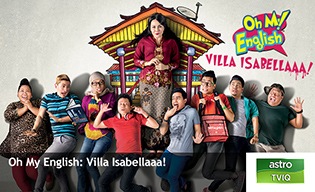 OH MY ENGLISH: VILLA ISABELLAAA!