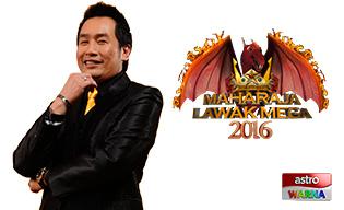 MAHARAJA LAWAK MEGA 2016