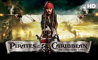 PIRATES... CARIBBEAN: ON STRANGER TIDES