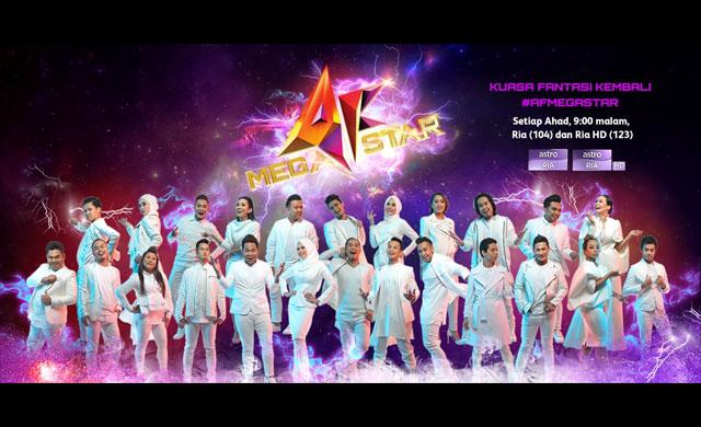 (L) AF Megastar : Konsert Minggu 1