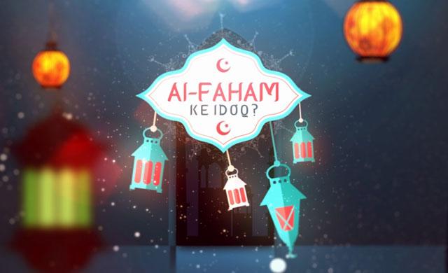 Al-Faham Ke Idoq Al-Faham Ke Idoq Ep07