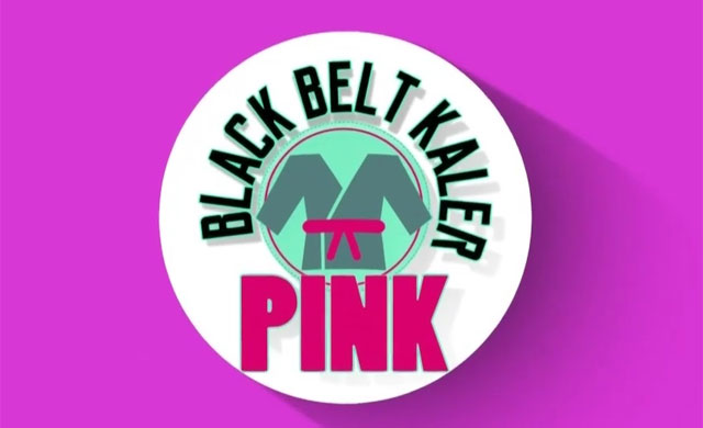 Skrin Komedia: Black Belt Kaler Pink Ep08