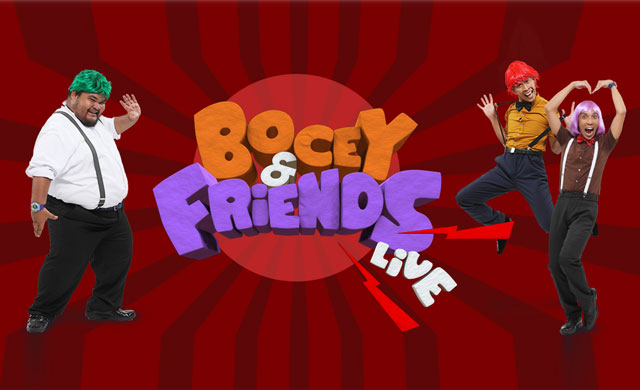 (L) Bocey & Friends Live