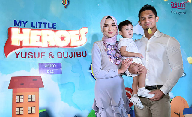 My Little Heroes - Yusuf & Bujibu Ep08