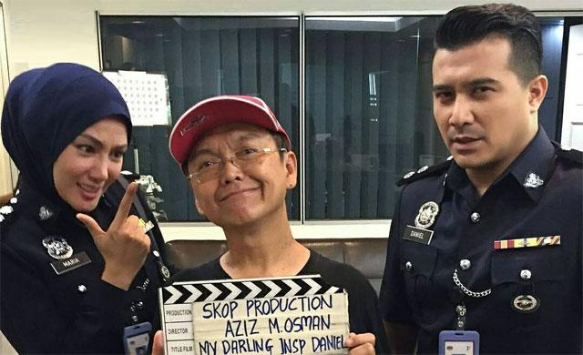 MegaDrama:Darling, Inspektor Daniel Ep13
