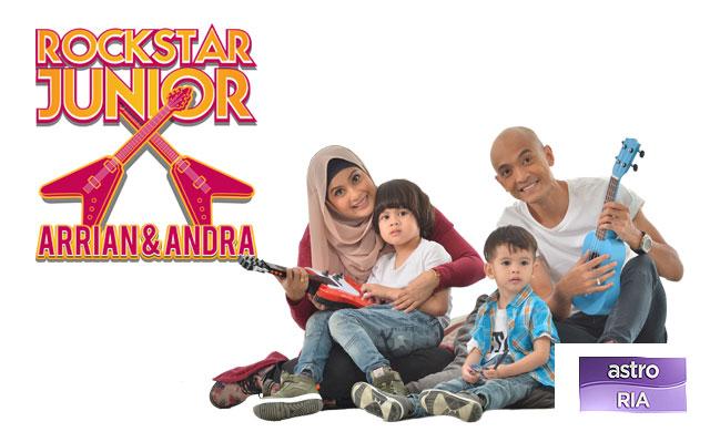 Rockstar Junior Arrian dan Andra Ep06