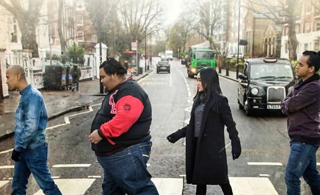 Skrin Komedia: Tuyul Ke London Ep15