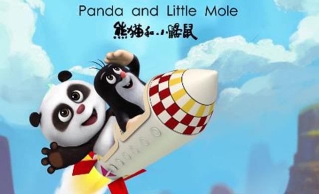 Panda and Little Mole Ep28