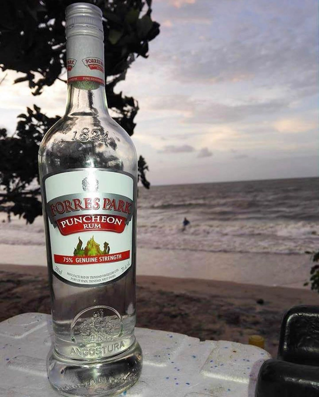 Forres Park Puncheon Rum Forrespark Instagram Analytics By Analisa Io