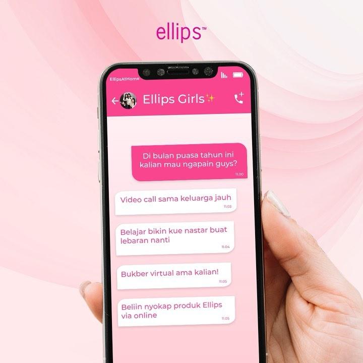 @ellips_haircare Instagram Analytics