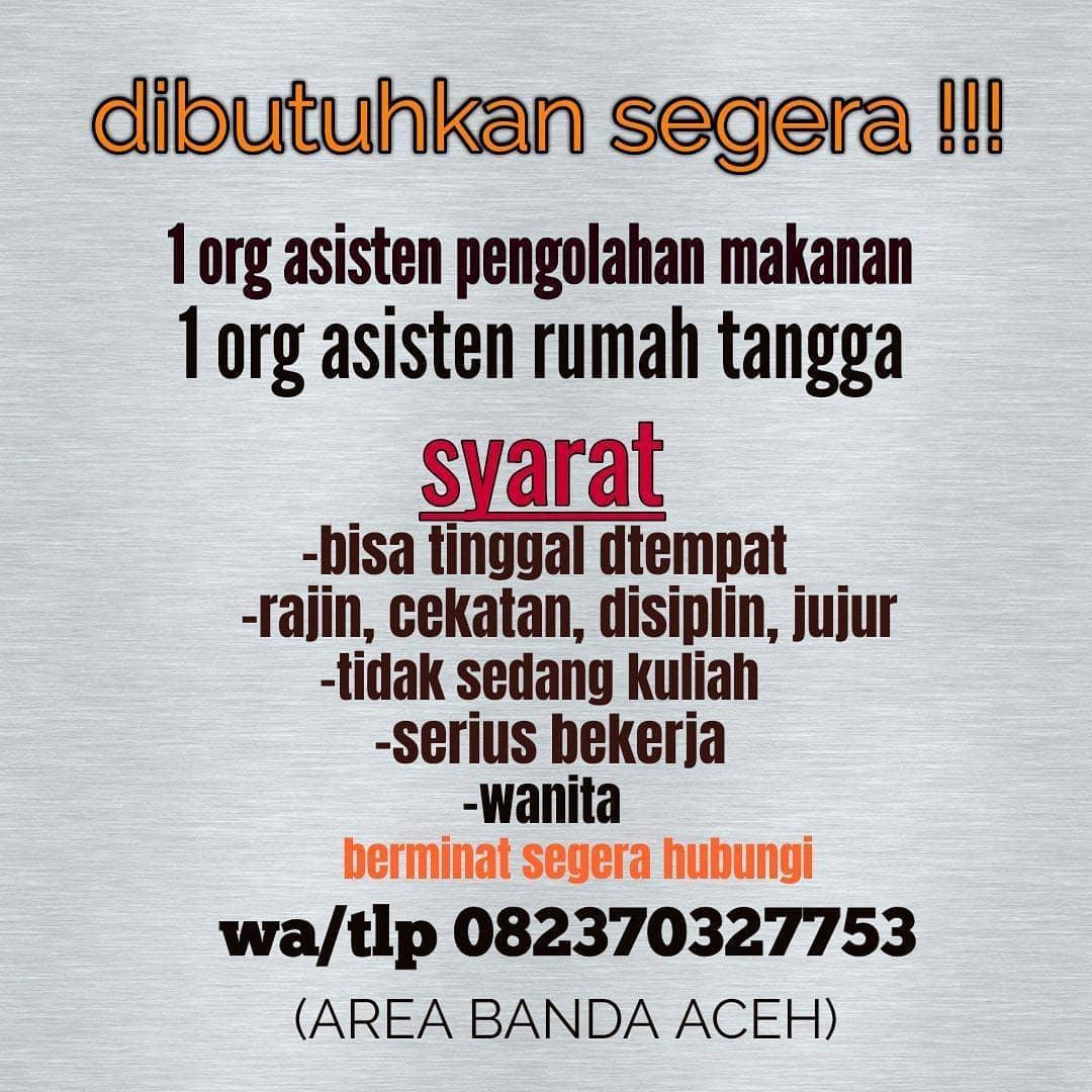 Lowongan Kerja Aceh Instagram Analytics Profile Lokeraceh2020 By Analisa Io