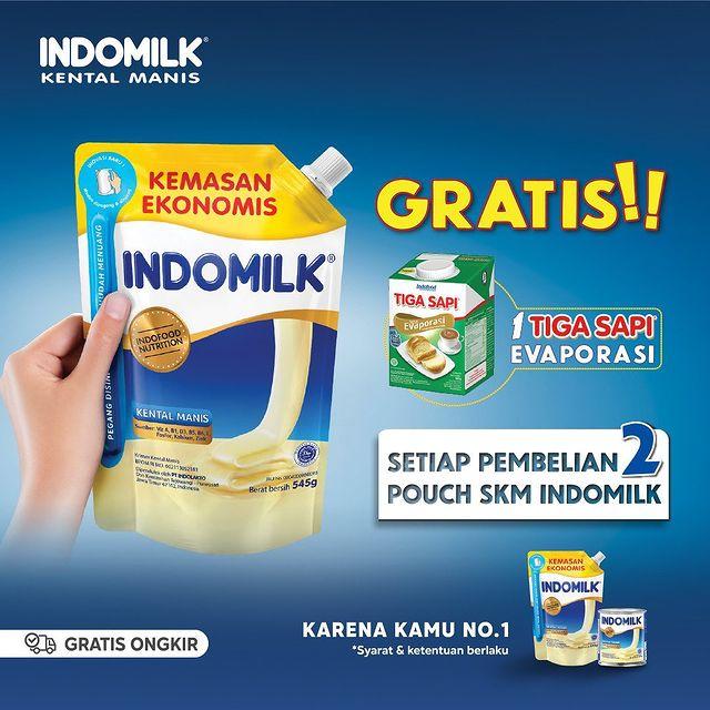 @indomilk Instagram Analytics
