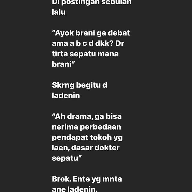 @dr.tirta Instagram Analytics
