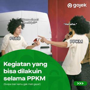 @gojekindonesia Instagram Analytics