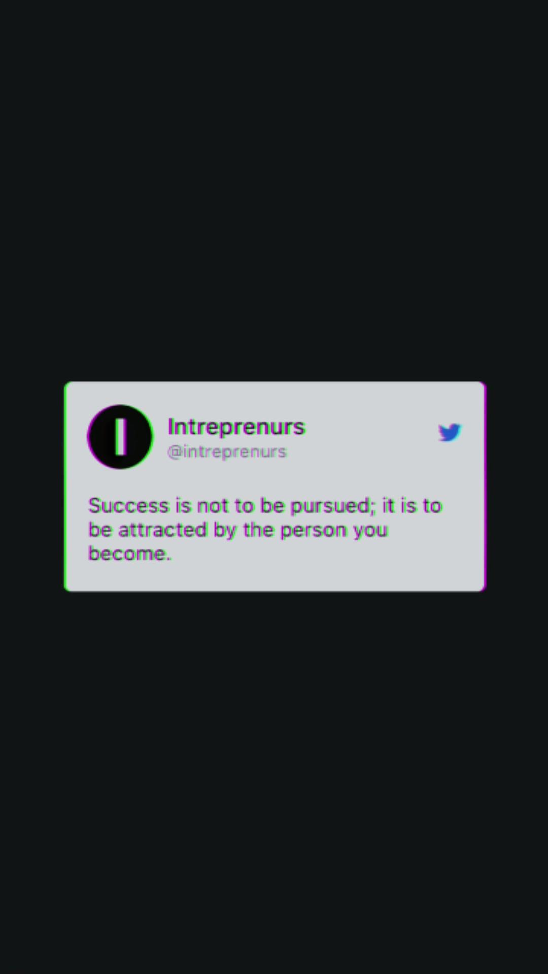 @intreprenurs TikTok Analytics