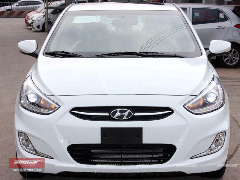 Hyundai Accent Blue 1.4AT 2015 - 1