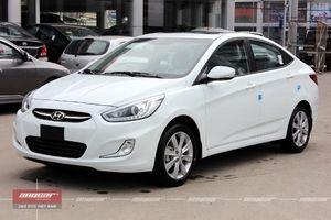 Hyundai Accent Blue 1.4AT 2015 - 5