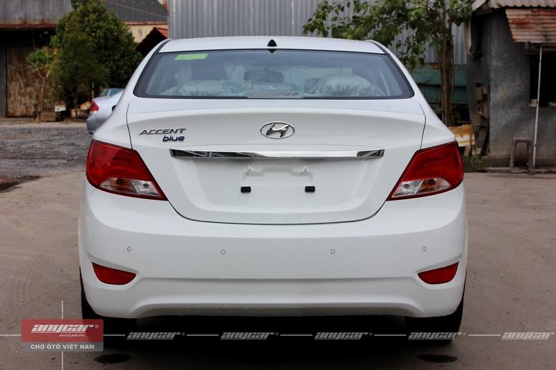 Hyundai Accent Blue 1.4AT 2015 - 6