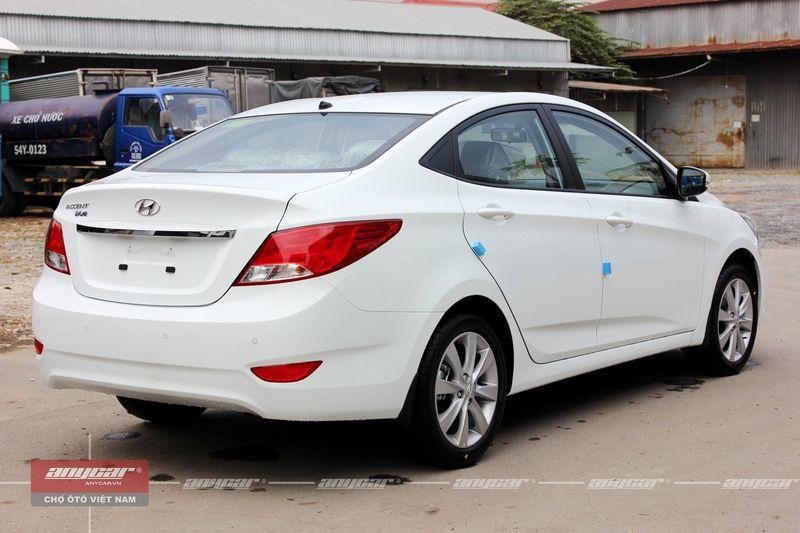 Hyundai Accent Blue 1.4AT 2015 - 3