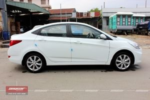 Hyundai Accent Blue 1.4AT 2015 - 7