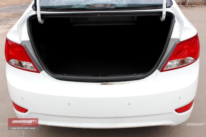 Hyundai Accent Blue 1.4AT 2015 - 11