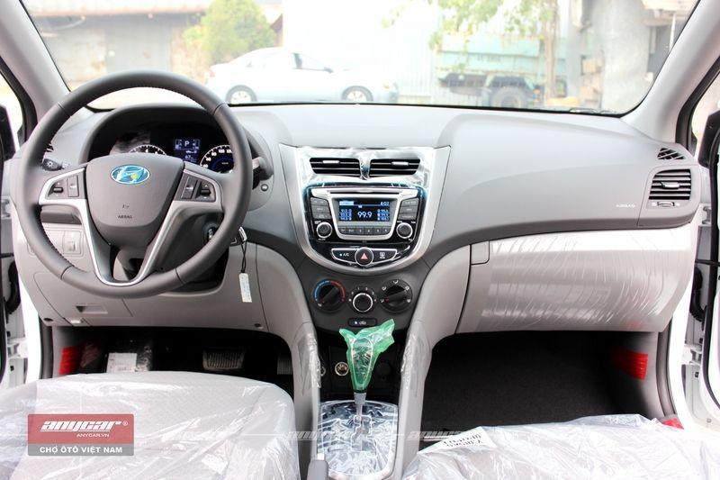 Hyundai Accent Blue 1.4AT 2015 - 20