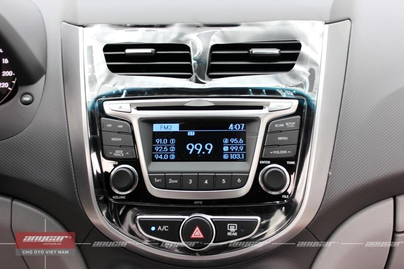 Hyundai Accent Blue 1.4AT 2015 - 22