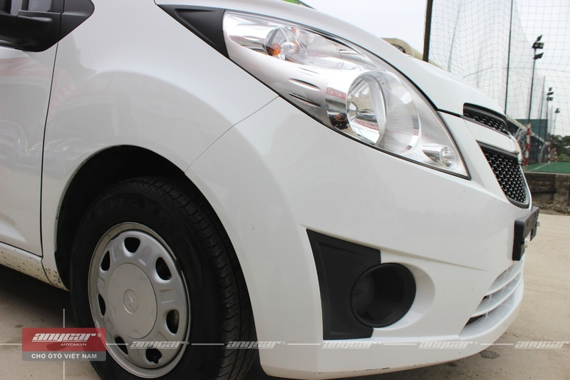 Chevrolet Spark Van 1.0 AT 2011 - 5
