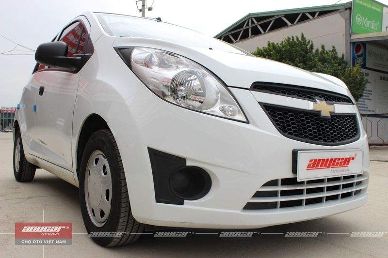 Chevrolet Spark Van 1.0 AT 2011 - 7
