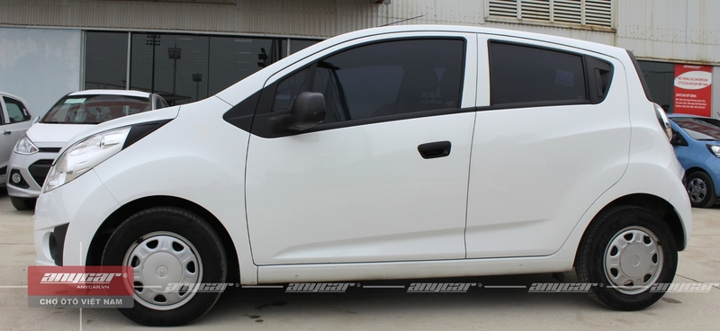 Chevrolet Spark Van 1.0 AT 2011 - 10