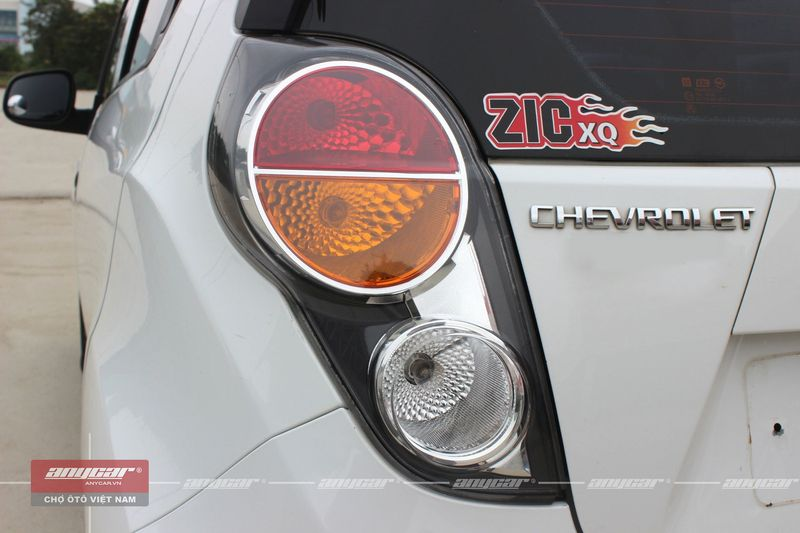 Chevrolet Spark Van 1.0 AT 2011 - 17