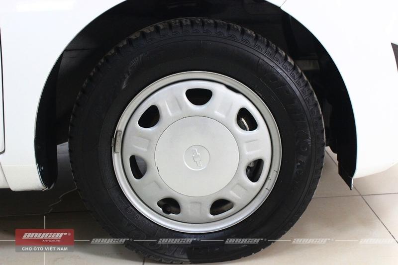 Chevrolet Spark Van 1.0 AT 2012 - 11