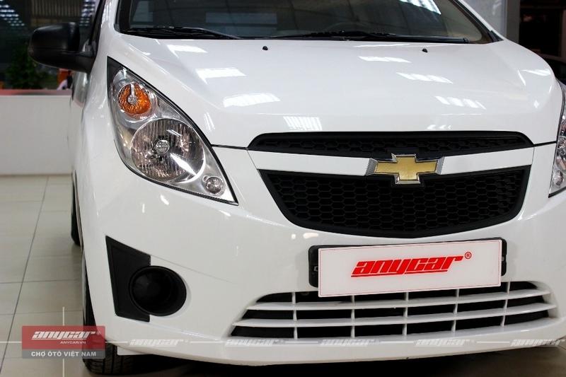 Chevrolet Spark Van 1.0 AT 2012 - 14