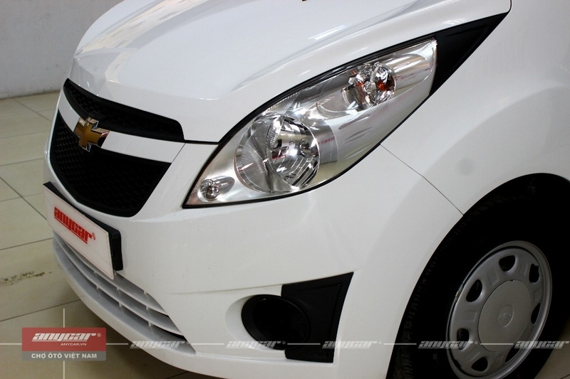 Chevrolet Spark Van 1.0 AT 2012 - 16