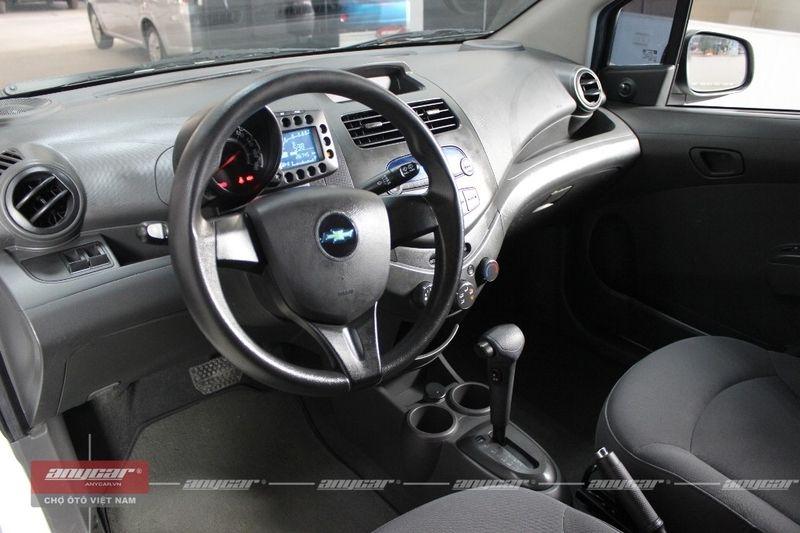 Chevrolet Spark Van 1.0 AT 2012 - 24
