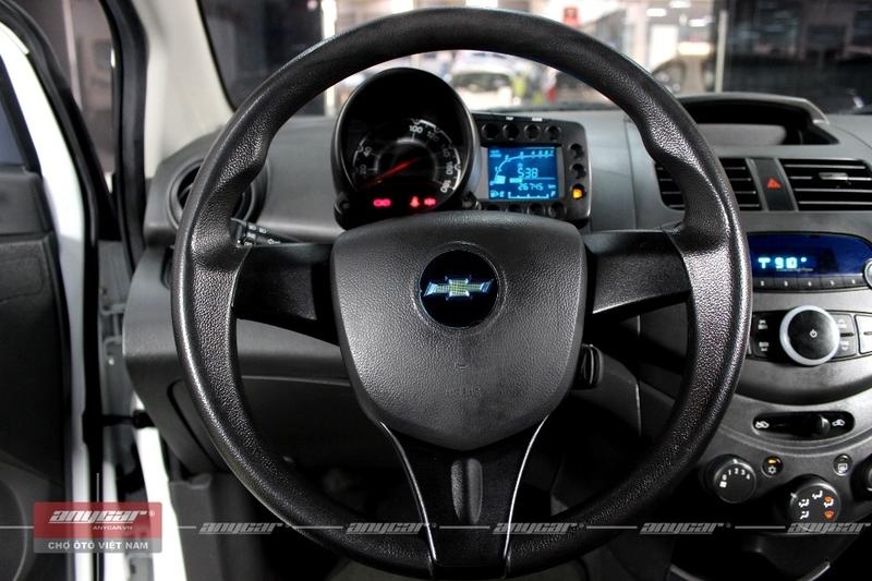 Chevrolet Spark Van 1.0 AT 2012 - 35