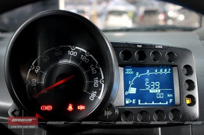Chevrolet Spark Van 1.0 AT 2012 - 27