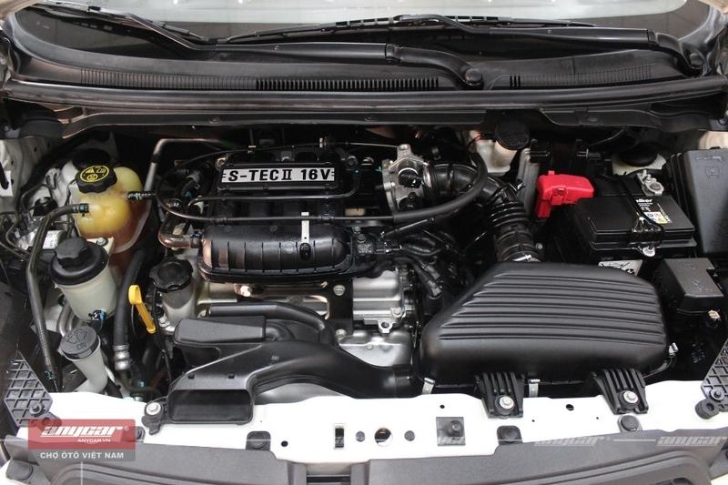 Chevrolet Spark Van 1.0 AT 2012 - 43