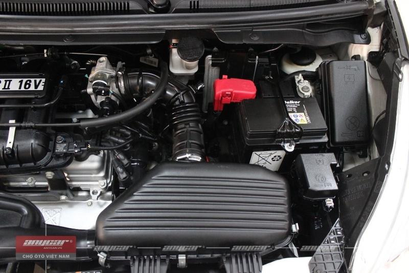 Chevrolet Spark Van 1.0 AT 2012 - 39