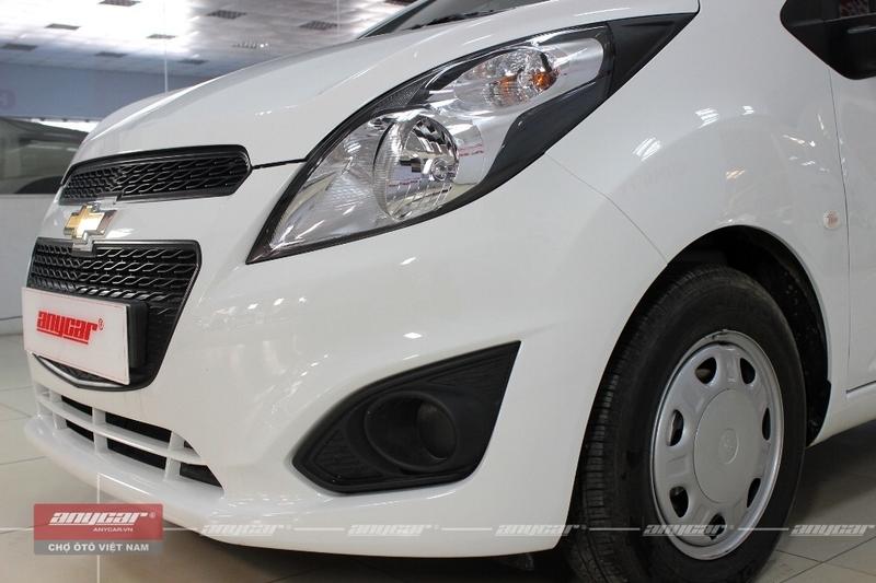 Chevrolet Spark Van 1.0AT 2015 - 9