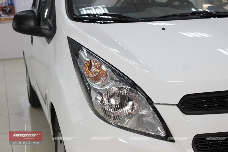 Chevrolet Spark Van 1.0AT 2015 - 10