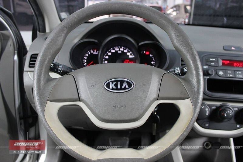 Kia Morning Van 1.0 AT 2012