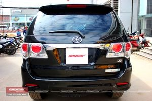 Toyota Fortuner AT 2012 - 3