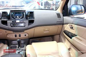 Toyota Fortuner AT 2012 - 28