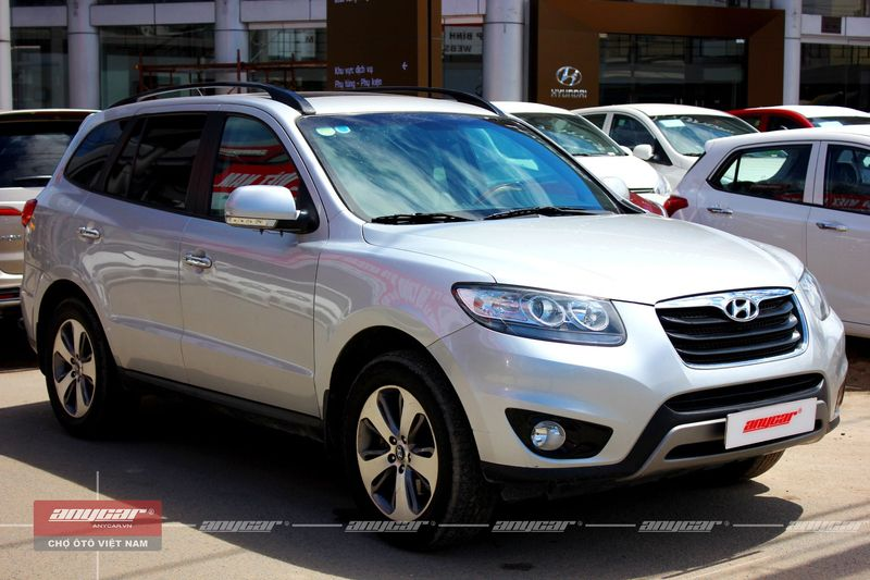 Hyundai Santafe CRDi 2.0AT 2011