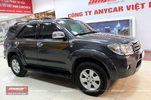 Toyota Fortuner 2.5MT 2WD 2010